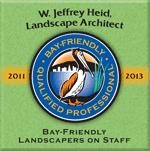 Certified Bay Friendly Landscape Architect
