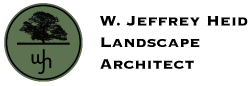 Jeffrey Heid Landscape Architect